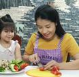 Chị Vũ Thị Thu Huyền